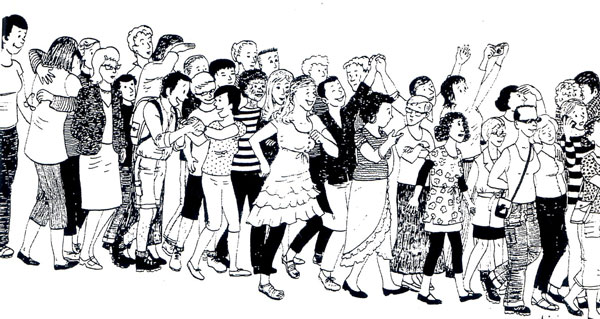 """Lesbiennes d'hier et d'aujourd'hui. Fantasmes et réalités"""" in Invisibilité/Visibilité des lesbiennes, Actes du colloque organisé par la Coordination lesbienne en France à l'Hôtel de Ville de Paris, le samedi 19 mai 2007."""