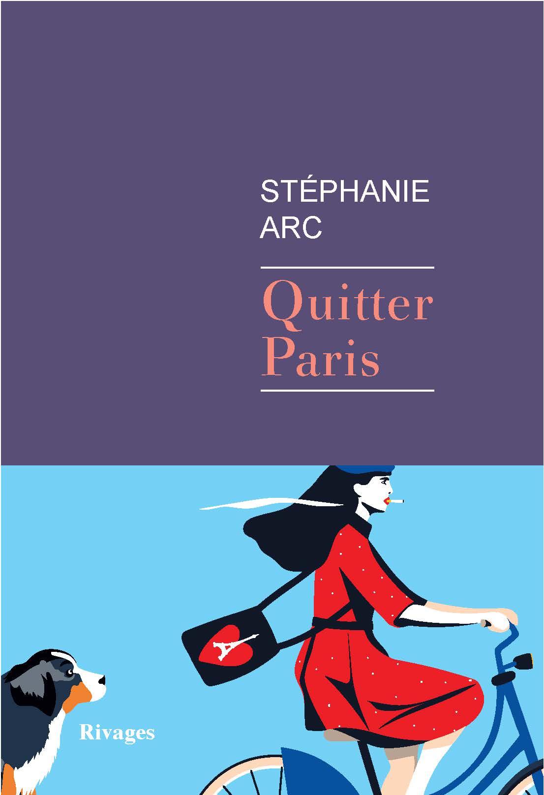 Quitter Paris couverture définitive