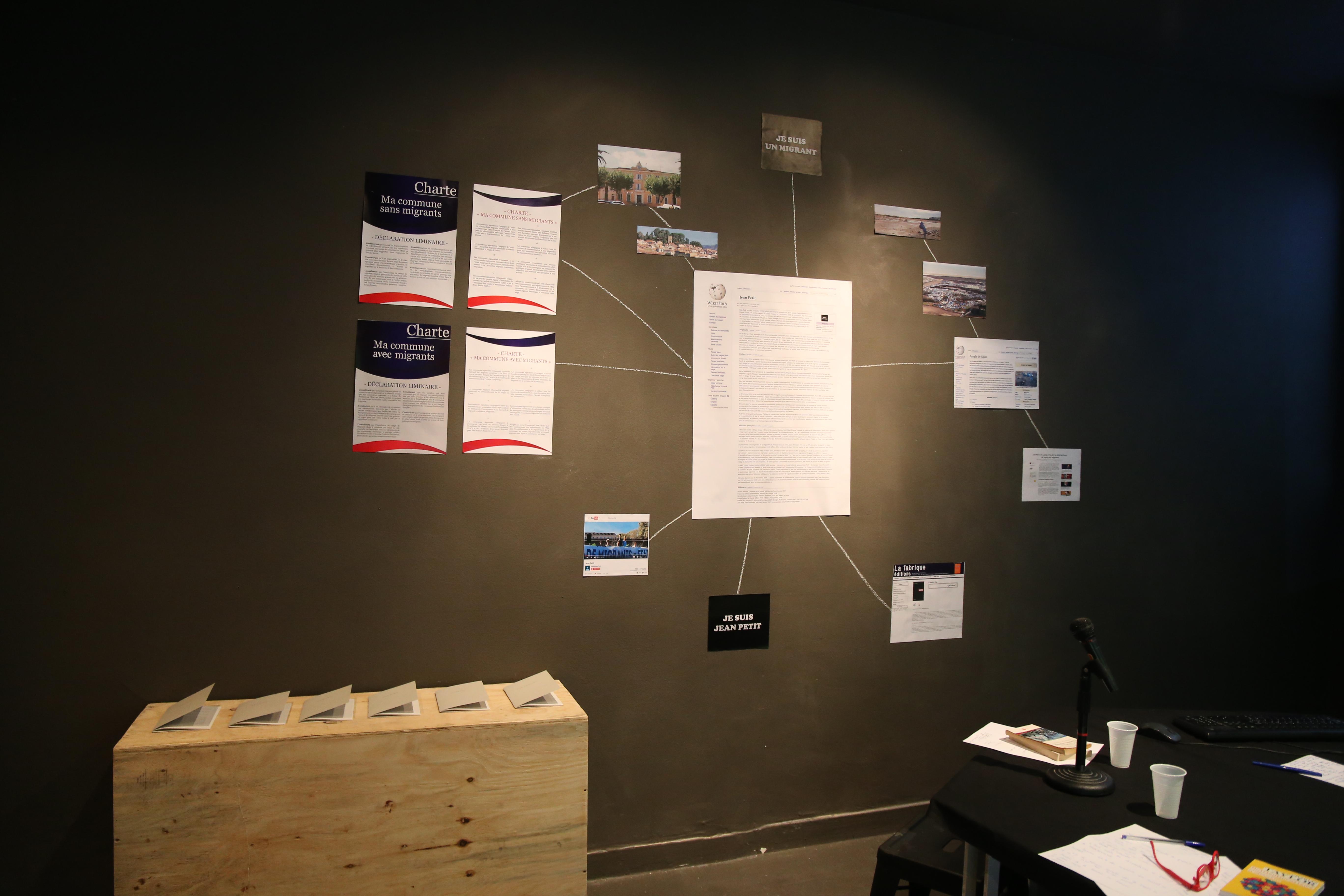 installation Jean Petit 1