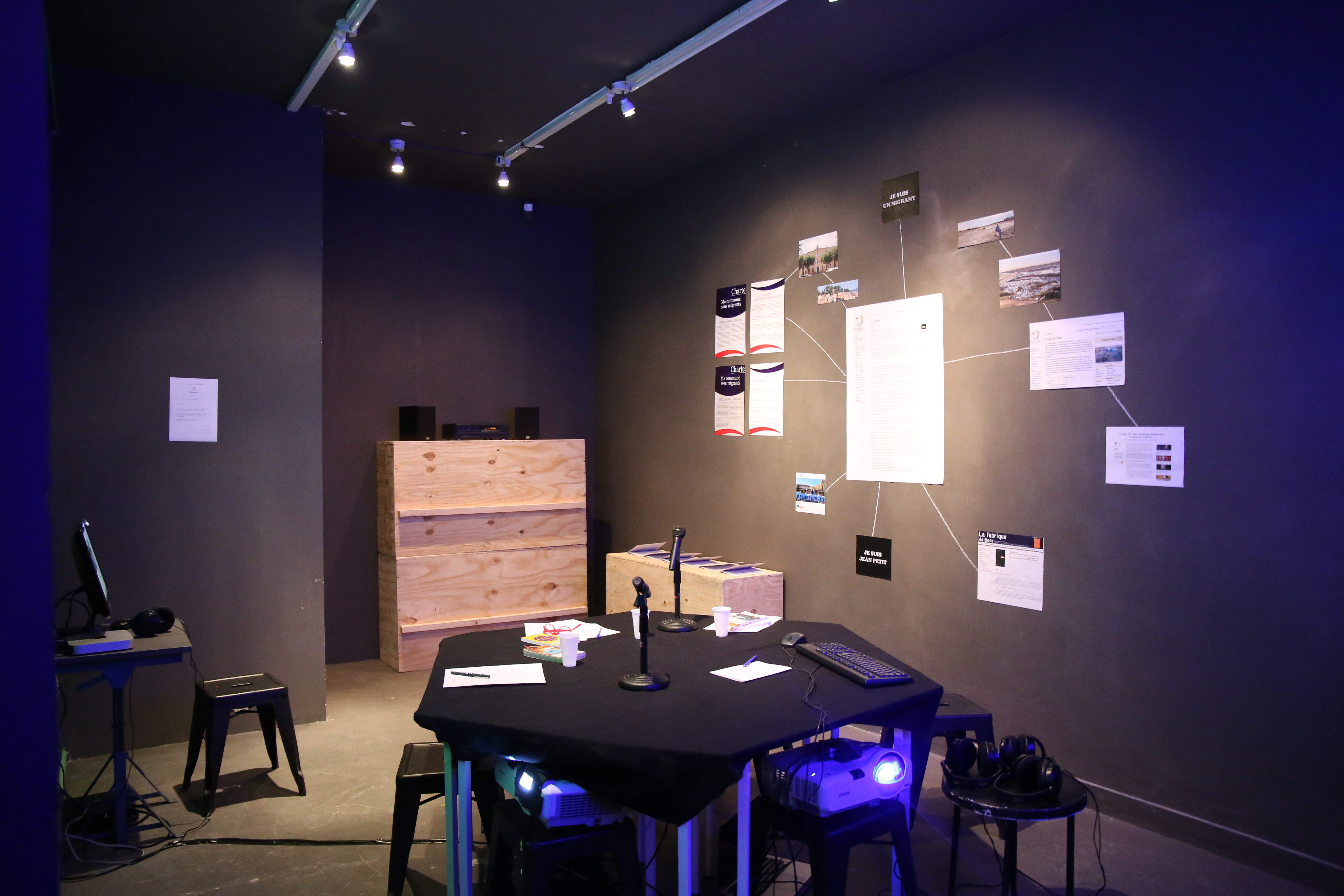 installation Jean Petit